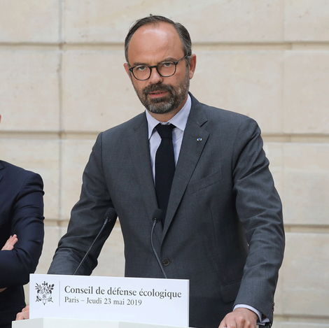Edouard Philippe annonce France Transition