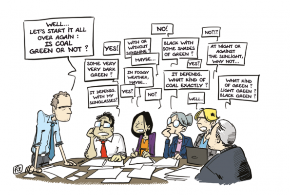 taxonomy Fix cartoon