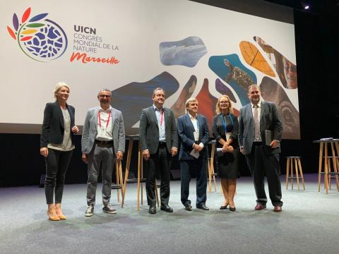 World Conservation Congress closes with call for a nature-based recovery