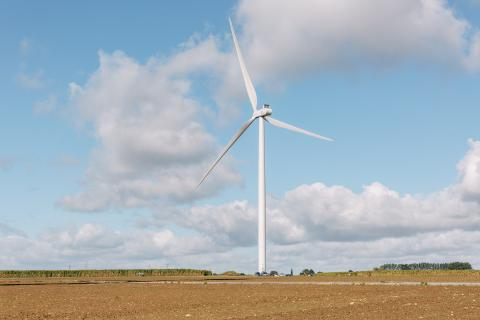 H2air et Mirova inaugurent le parc éolien des Œillets à Fourcigny