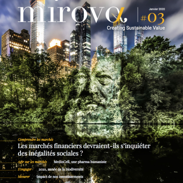 newsletter gestion Mirova